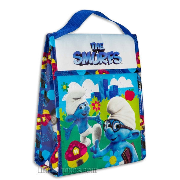 The Smurfs Lunch Bag