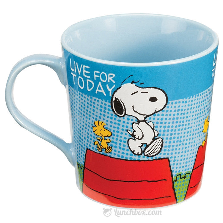 Peanuts Snoopy Coffee Mug