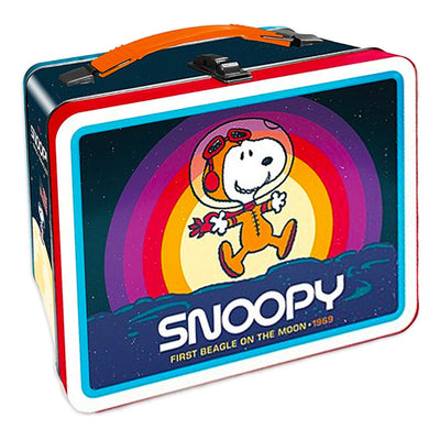 Snoopy in Space Lunch Box
