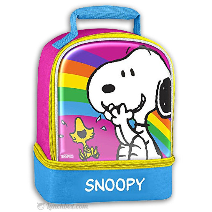 Snoopy Insulated Lunch Box