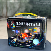 Solar System Embossed Lunch Box