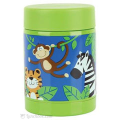Kids Food Jar - Zoo Animals
