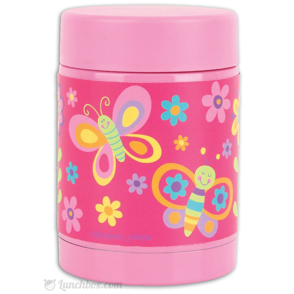Kids Food Jar - Butterfly