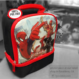 Spider-Man Insulated Lunch Box