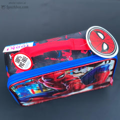 Spider-Man Metal Lunch Box
