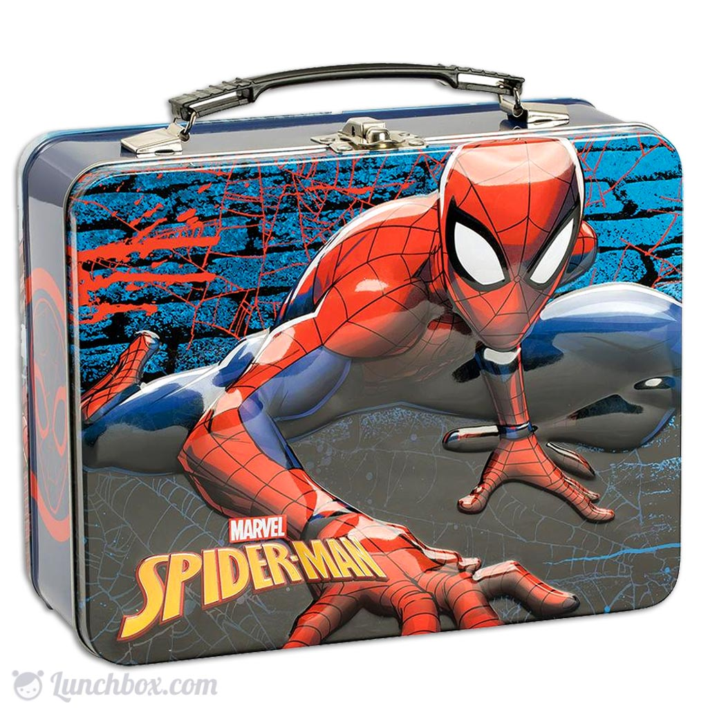 Spiderman Lunch Box