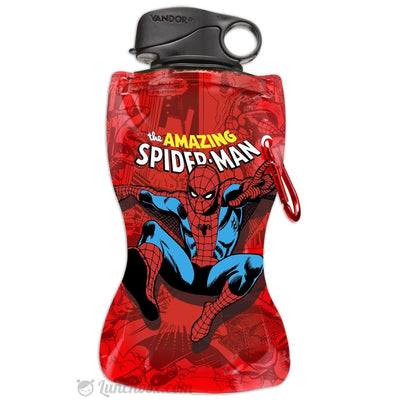 Spiderman Water Bottle