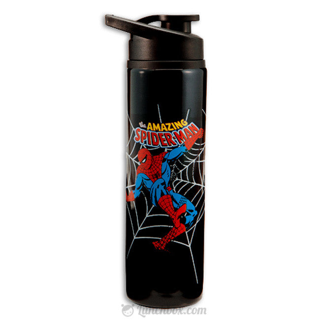 Spiderman Stainless Steel Water Bottle