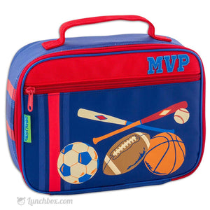 Sports Lunch Box