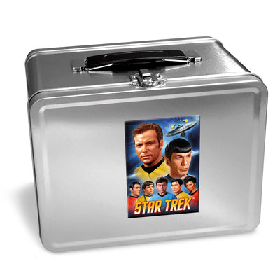 Star Trek Custom Lunch Box