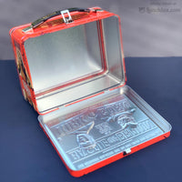 Star Trek Embossed Lunch Box