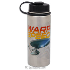Star Trek Insulated Water Bottle