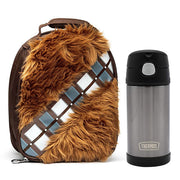 Star Wars Chewbacca Lunch Box with Thermos Bottle