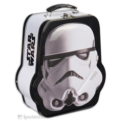 Star Wars - Stormtrooper - Embossed Metal Tote