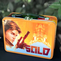 Star Wars Han Solo Lunch Box