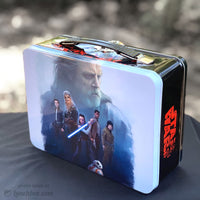 Star Wars Last Jedi Lunch Box