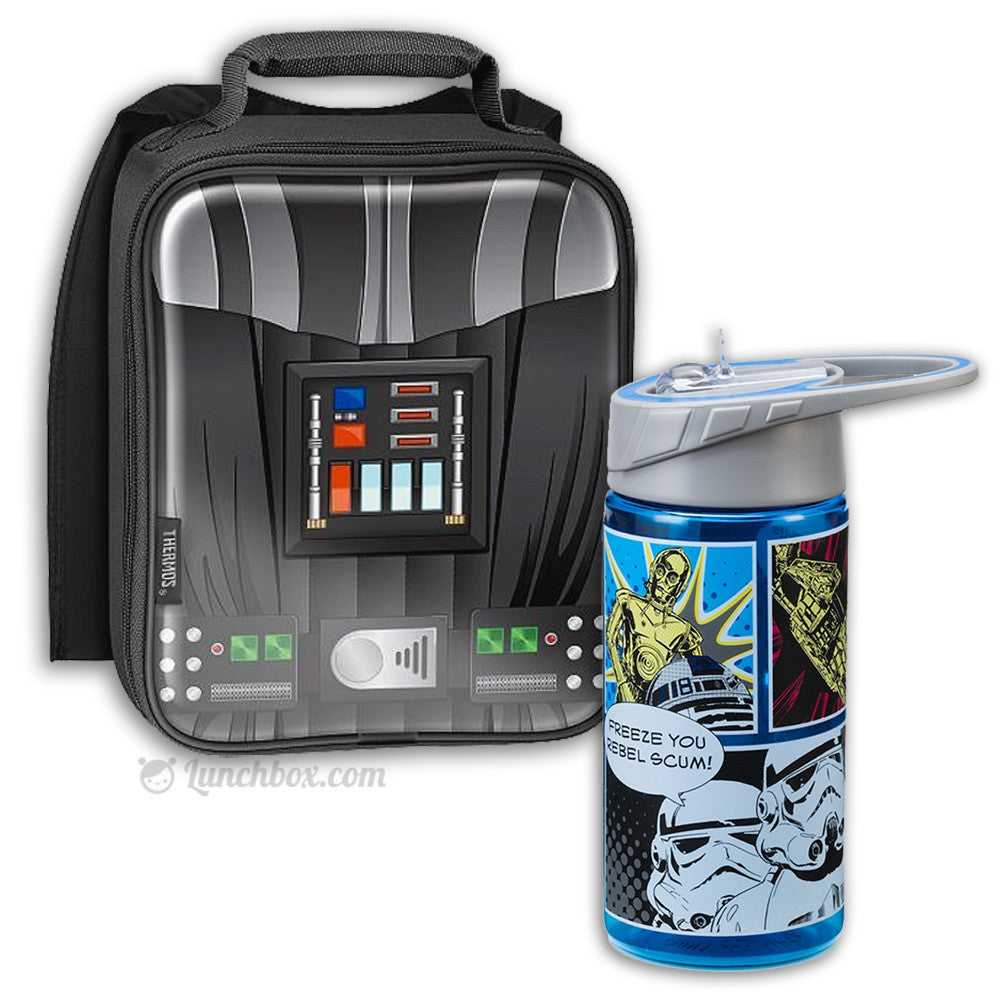Star Wars - Darth Vader - Lunchbox with Bottle