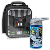 Star Wars Lunchbox with Thermos