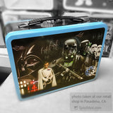 Star Wars Rogue One Metal Lunchbox