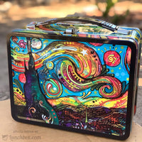 Starry Night Lunch Box
