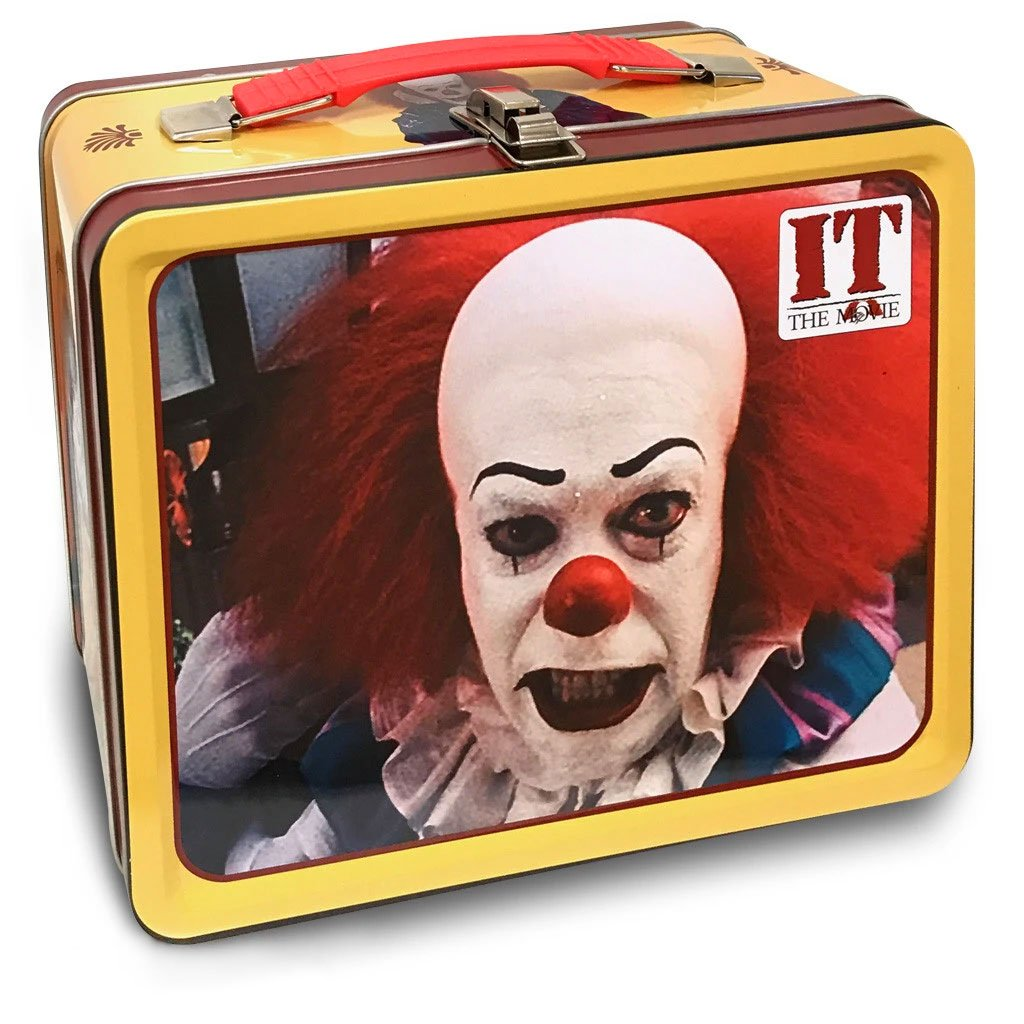 Stephen King It Lunch Box