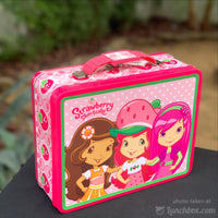 Strawberry Shortcake Lunch Box