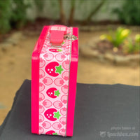 Strawberry Shortcake Metal Lunch Box