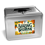 Strong Woman Lunch Box