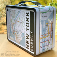 Subway Lunch Box