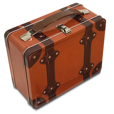 Suitcase Lunch Box
