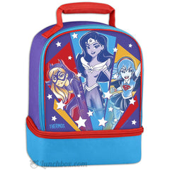 Super Hero Girls Lunch Box