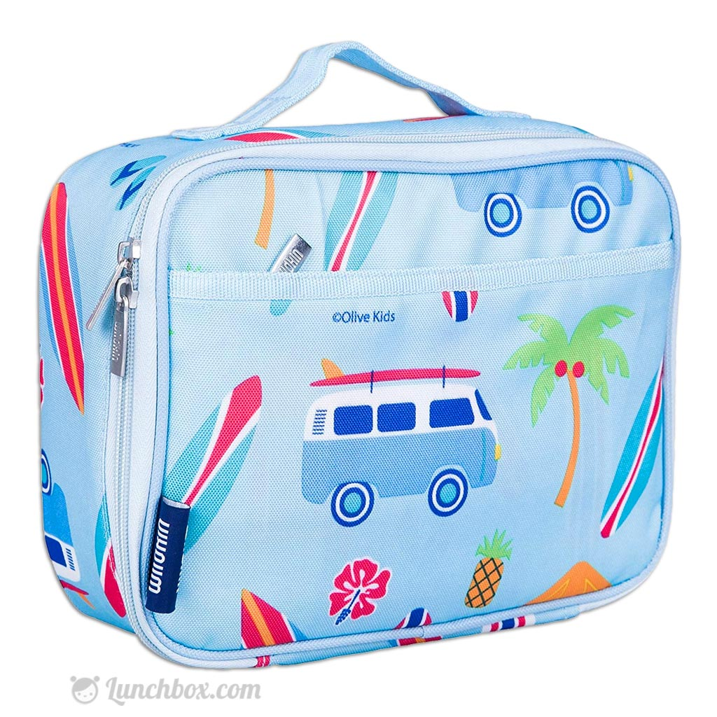 Surfing Lunch Box