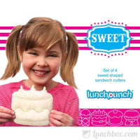 Lunch Sandwich Cutter - Sweet