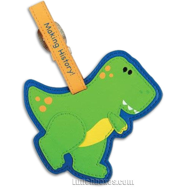 Lunch Box Tag - Dino