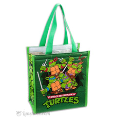 Teenage Mutant Ninja Turtles Insulated Lunch Bag