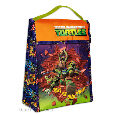 Teenage Mutant Ninja Turtles Lunch Bag