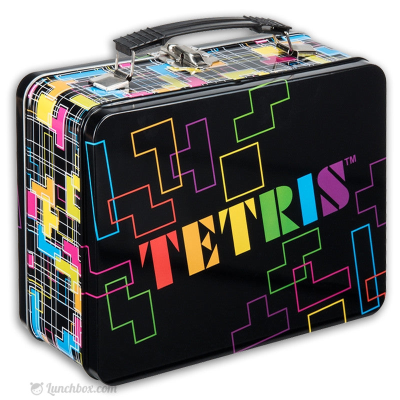 Tetris Lunch Box