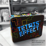 Tetris Metal Lunch Box