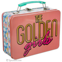 The Golden Girl Lunch Box