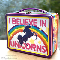 The Last Unicorn Lunch Box