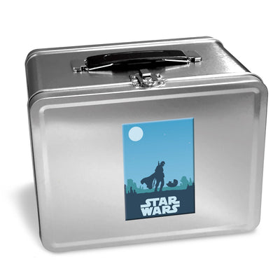 The Mandalorian Custom Lunch Box