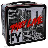 They Live Lunch Box