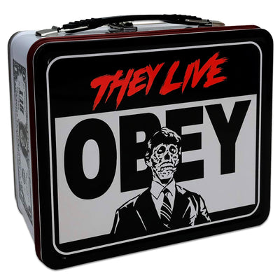 They Live Obey Lunch Box