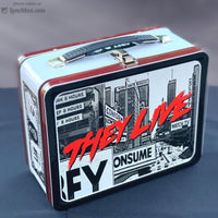 They Live Vintage Lunch Box