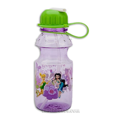 Tinkerbell and Disney Fairies Flip-n-Sip Drink Bottle