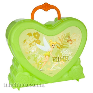 Tinkerbell Plastic Lunch Box