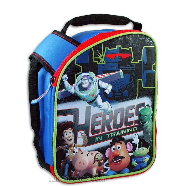 Toy Story - Heroes In Training - Lunch Box