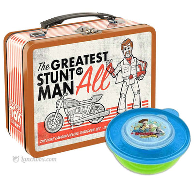 Toy Story Lunchbox with Sandwich Box