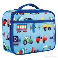 Trains, Planes, and Trucks Lunchbox