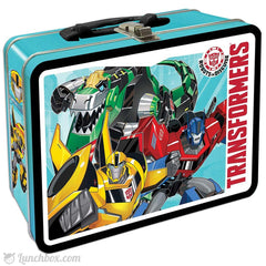Transformers Lunch Box